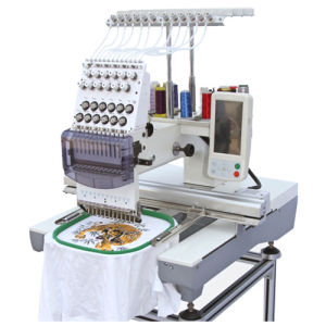 China factory direct sale commercial computerized single for Computerized t shirt printing machine