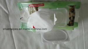 OEM Pet Wet Cleaner Wipes pictures & photos