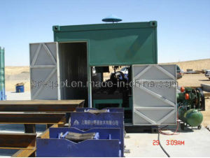 Containerized Type Piping Spool Fabrication Line (TPPPL-24) pictures & photos