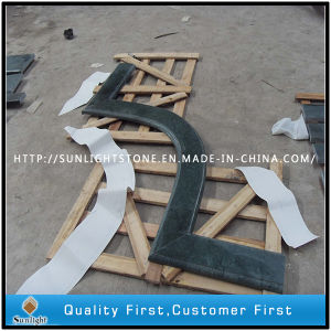 India Verde Green Marble for Window Sills, Tiles, Countertops pictures & photos