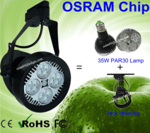 Jewelry Shop Lighting Osram LEDs Made 35W PAR30 LED PAR Lamp LED Tracking Light pictures & photos