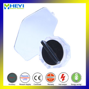 Xhm-004 Water Meter Seals with Barcode Poly Carbonate with Stainless Wire pictures & photos