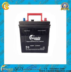 JIS N40MF 12V40AH Maintenance Free Car Battery pictures & photos