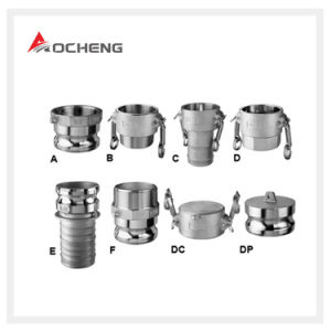 Aluminum Stainless Steel Camlock Quick Hose Coupling pictures & photos