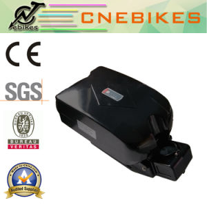 36V 10ah Seat Post Type Lithium Battery with Charger for Electric Bike pictures & photos