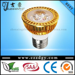 3X3w110-240V Warm White E27 LED Light