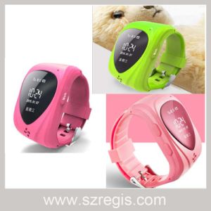 Children′s Smart Positioning Watch GPS Mobile Phone Watch pictures & photos