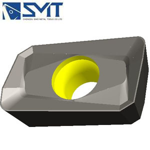 Carbide Shoulder Milling Inserts (APMT)