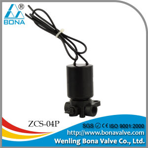Plastic Water Irrigation Solenoid Valve pictures & photos