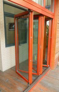 Wood Bifold Door (TS-361) pictures & photos
