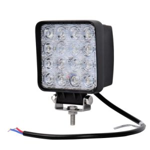 Factory Price LED Working Lamp 4*4 LED 48W pictures & photos