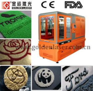 150W High Speed Car Logo Carpet Laser Engraving Machine (ZJ(3D)-6060)
