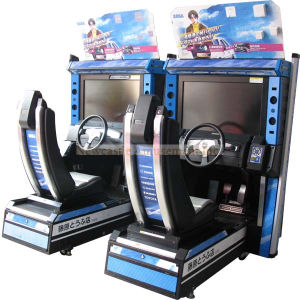 Initial D5- Arcade Simulator Car Racing Game Machine pictures & photos