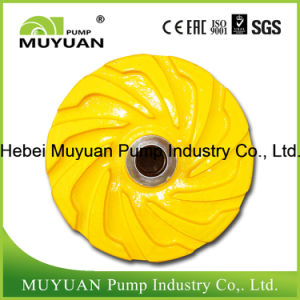 Slurry Pump Parts Abrasion Resistant Impeller pictures & photos