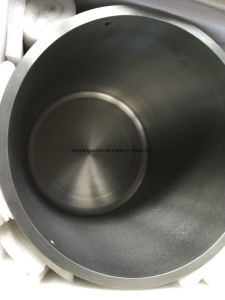 85kgs Tungsten Crucible for Sapphire Growth Furnace pictures & photos