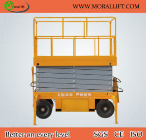 Mobile Scissor Lift (SJY) pictures & photos