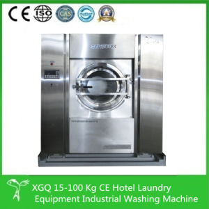 Xgq 15-100 Kg CE Hotel Laundry Equipment Industrial Washing Machine pictures & photos