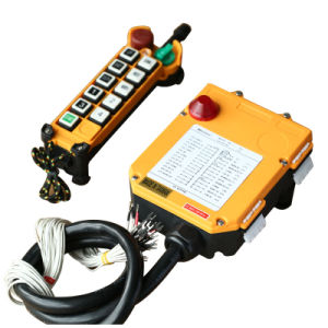Crane Parts Industrial Radio Remote Control F24-10d pictures & photos