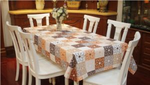 New Design Table Cloth pictures & photos