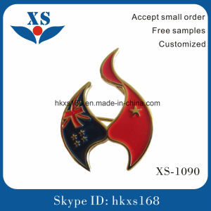 High Quality Custom Made Metal Badge Makers pictures & photos
