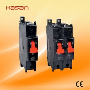 Sx Series Black Hydraulic Magnetic Circuit Breaker pictures & photos