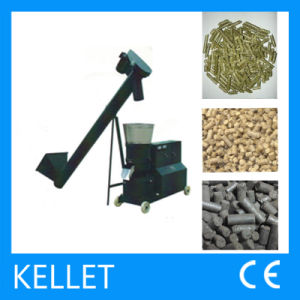 Corn Stalk Feed Pellet Machine