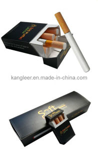2015 Whosale for High Quality Disposable Ecigs Real Cigarette Size E-Cigarette with Factory Price