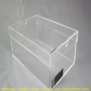 Hot Sale Eco-Friendly Acrylic Shoe Box pictures & photos