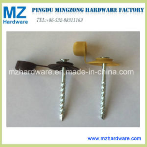 Umbrella Head Roofing Nails for Sale pictures & photos