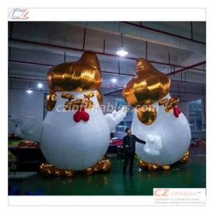 2017 Popular Good Design Inflatable Trump Chicken Cock Advertising Model pictures & photos