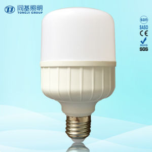 Hot-Sale LED Lamp T-Shape 36W Plastic+Aluminum E27/B22 Energy Saving Light pictures & photos