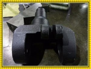 OEM Ggg60 Machined Ductile Iron Forklift Knuckle pictures & photos