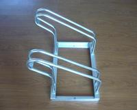 Simple Style Metal Bike Parking Rack (ISO, SGS, OEM offered) pictures & photos