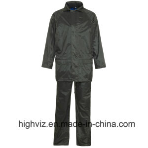 Reflective Safety Rainwear with ANSI107 (RW-008) pictures & photos