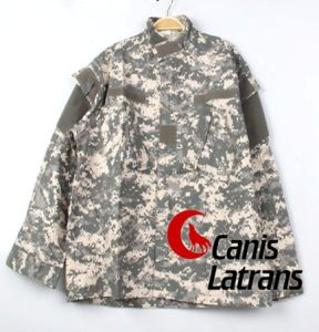 Durable War Game Combat Army Battle Dress Uniform Hunting Bdu Camouflage Coat Military Clothes Cl34-0002 pictures & photos