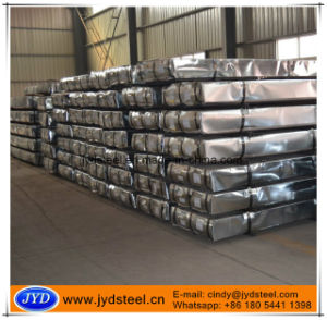 Corrugated PPGI Steel Roofing Sheet pictures & photos