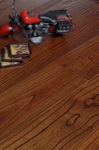 Ash Brushed Surface Wood Flooring (ASE-8028)