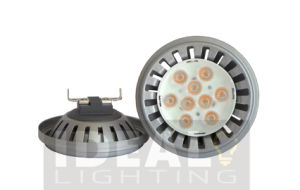 Super Bright High Power LED AR111 Epistar 11W Grille Light pictures & photos
