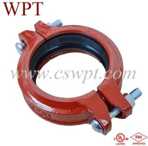 Best Price Grooved Rigid Coupling for Fire Fighting