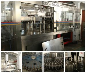 Automatic Juice Bottle Filling and Packing Machine pictures & photos