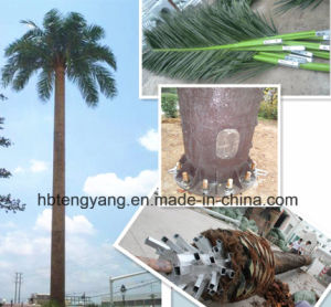 Steel Galvanized Artificial Coconut Tower for Telecommunication pictures & photos