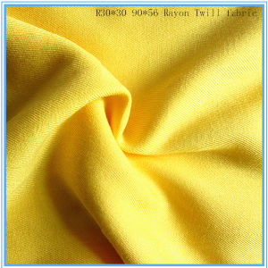 Manufacturer Supply Viscose Rayon Fabric for Womenclothing pictures & photos