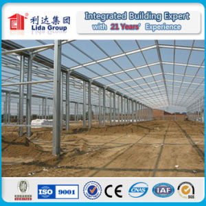 Famous Steel Structure Buildings Construction Design Steel Structure Warehouse for Indonesia Market in Indonesia pictures & photos