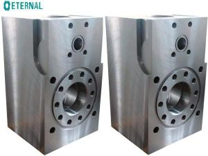 Fluid Modules Forging for Mud Pump