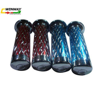 Ww-3501 Motorcycle Part, Mix Color Alloy Motorcycle Handle Grip pictures & photos