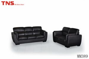 Modern Leather Sofa (mm389) for Promotion Sofa