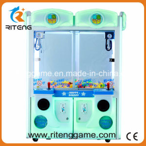 Kids Coin Operated Amusement Arcade Claw Machine for Sale pictures & photos