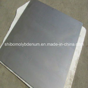 Cold Rolled Tungsten Plates for Sapphire Growing Furnace pictures & photos