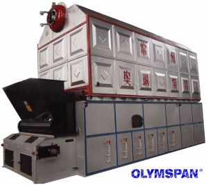 Coal Fired Steam Boiler (SZL)