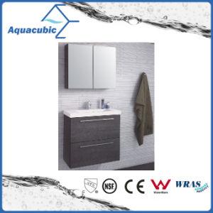 Bathroom Vanity with Mirror Cabinet in Black (ACF8922) pictures & photos